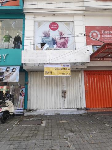 Ruko Dijual/ Disewakan di Kawi Malang