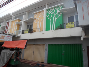 Dijual Ruko di Loncat Indah Tunggulwulung