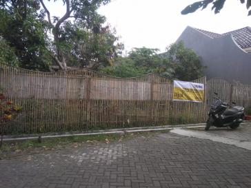Dijual Rumah + Tanah di Simpang Suplier Malang